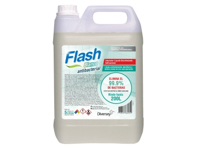 Flash Blanco Antibacterial
